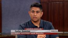 Carlos Asuncion (2014 Participant) on Public Television